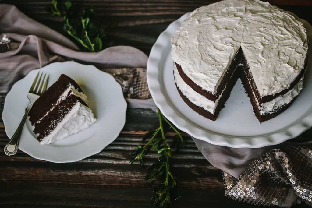 you can't go wrong with a gluten free chocolate cake for your gluten free chocolate dessert