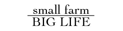 Small Farm Big Life logo