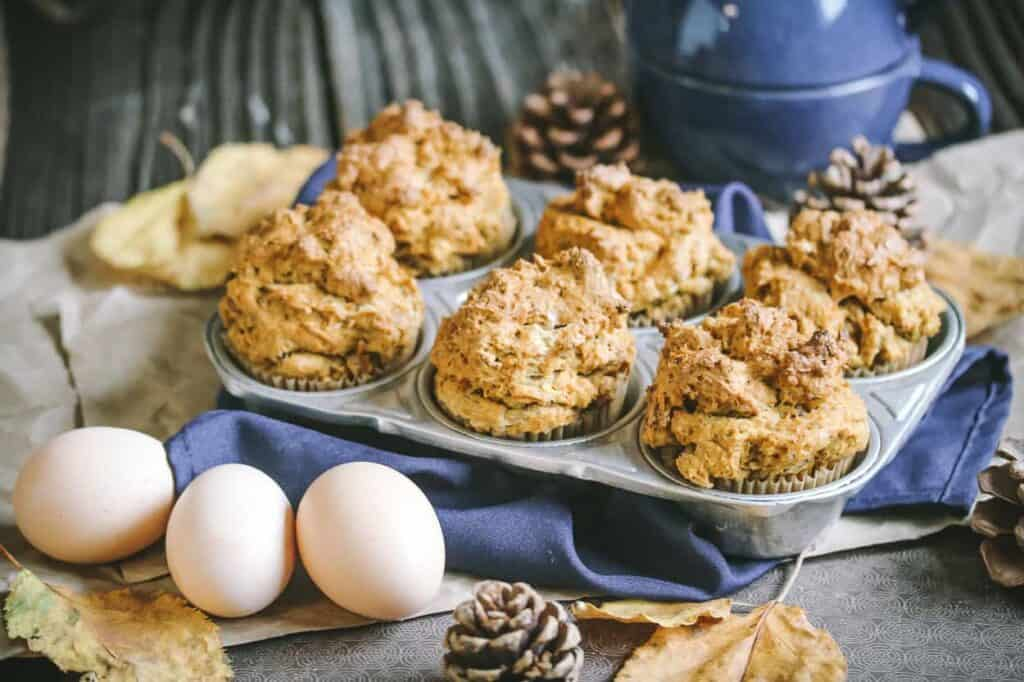 gluten free banana muffins is part of my top 10 gluten free recipes of 2020