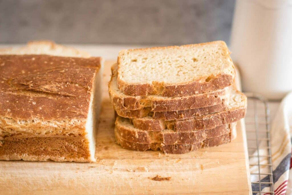 gluten free sourdough bread is part of my top 10 gluten free recipes of 2020