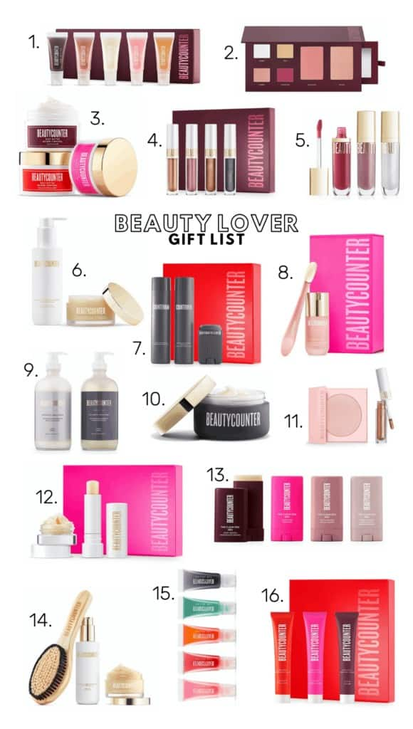 2020 Beautycounter Holiday Collection images