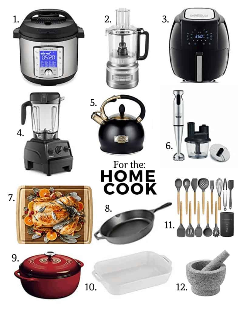 Christmas gift ideas for the home cook in your life