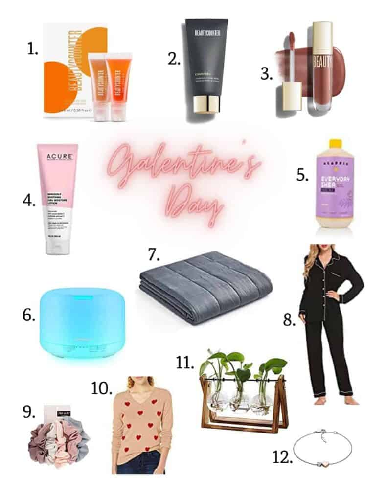 the perfect galentine's gifts for valentine's day gift ideas