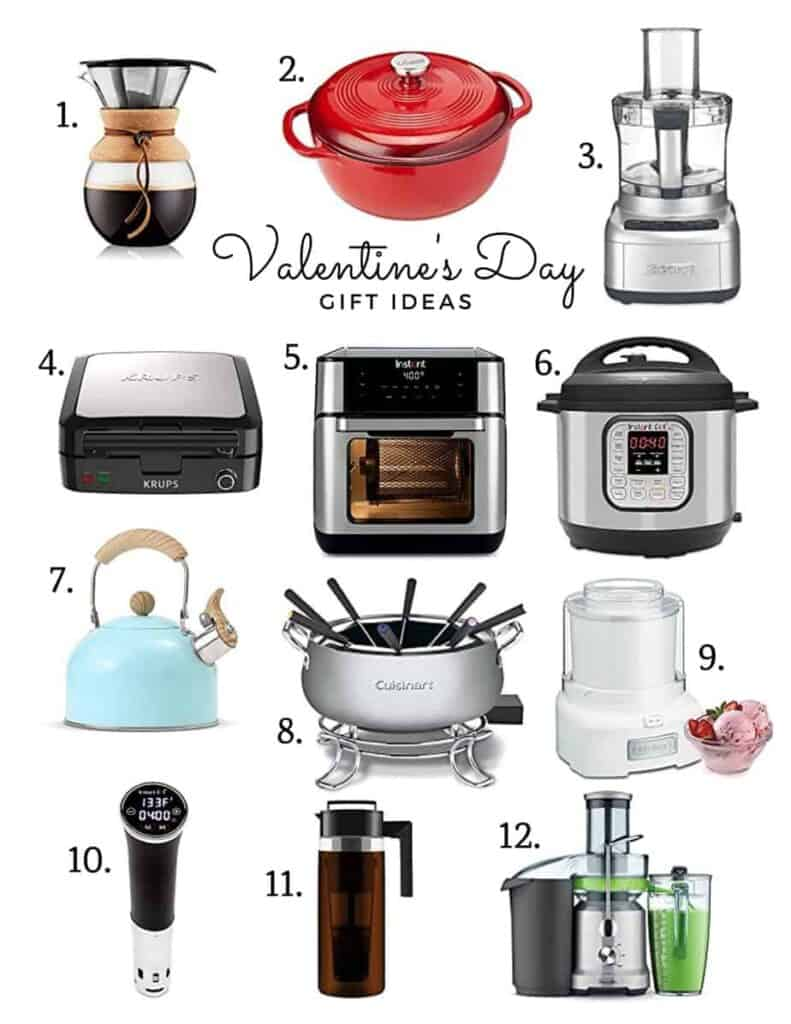 the best kitchen tools for Valentine's day gift ideas